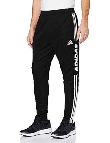 adidas Tiro DS Pnt, Pantaloni Sportivi Uomo, Black/White, XS