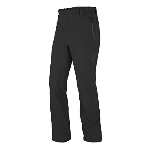 Salewa Puez (Dolomia) Pl M PNT - Pantalon pour Homme, Couleur Noir, Taille 52/XL