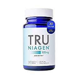 Tru Niagen nicotinamide riboside NAD booster supplement