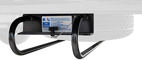 BAL 28218 Hide-A-Spare Tire Storage - I-Beam Underslung Mount
