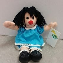 "The Big Comfy Couch MOLLY 9"" DOLL"