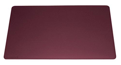 Durable 710303 Almohadilla de escritorio (con ranura decorativa, 650 x 520 mm) rojo