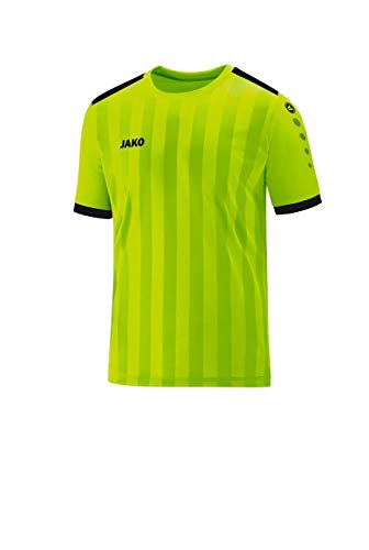 JAKO Trikot Porto 2.0 Kurzarm, Größe:152, Farbe:neongrün/schwarz