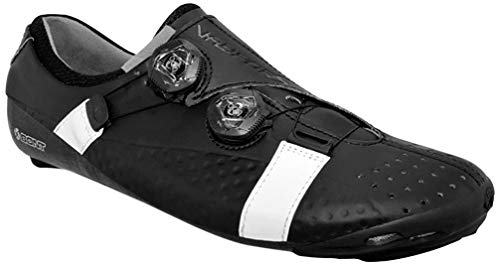 Bont Unisex-Erwachsene Vaypors Radsportschuhe, Mehrfarbig (B2 Matte Black/White 000)