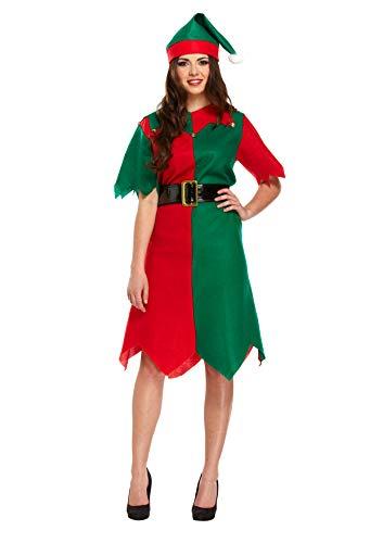Costume da elfo femminile per adulto
