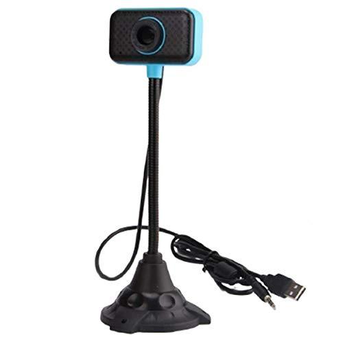DERCLIVE 480P USB 2. 0 Treiberfreie Webkamera Webcam mit Mikrofon für Computer PC Laptop Desktop Und Videoanrufe