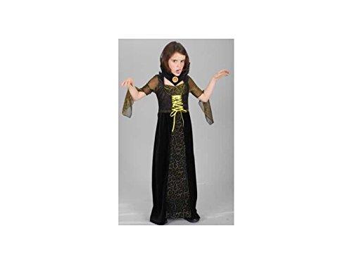 JUGUETILANDIA Disfraz Condesa Sanguinaria Niña Talla XL
