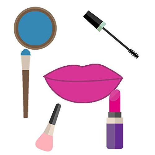 Make-up Spiel für eine Partei