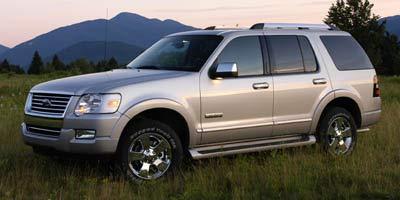 2006 Ford Explorer Xlt >> 2006 Ford Explorer Xlt 4 Door 114 Wheelbase 4 6l Black