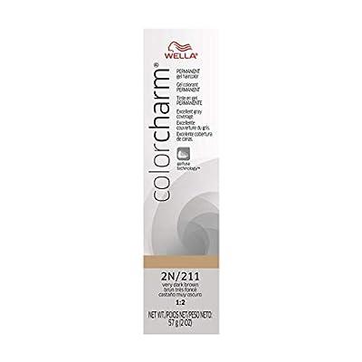 Wella Color Charm Gel Permanent Brunette Hair Color