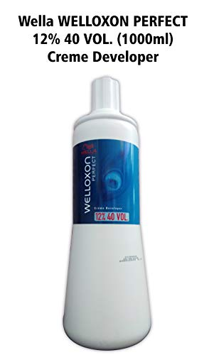 Wella Welloxon Perfect Entwickler 12% - 1000 ml