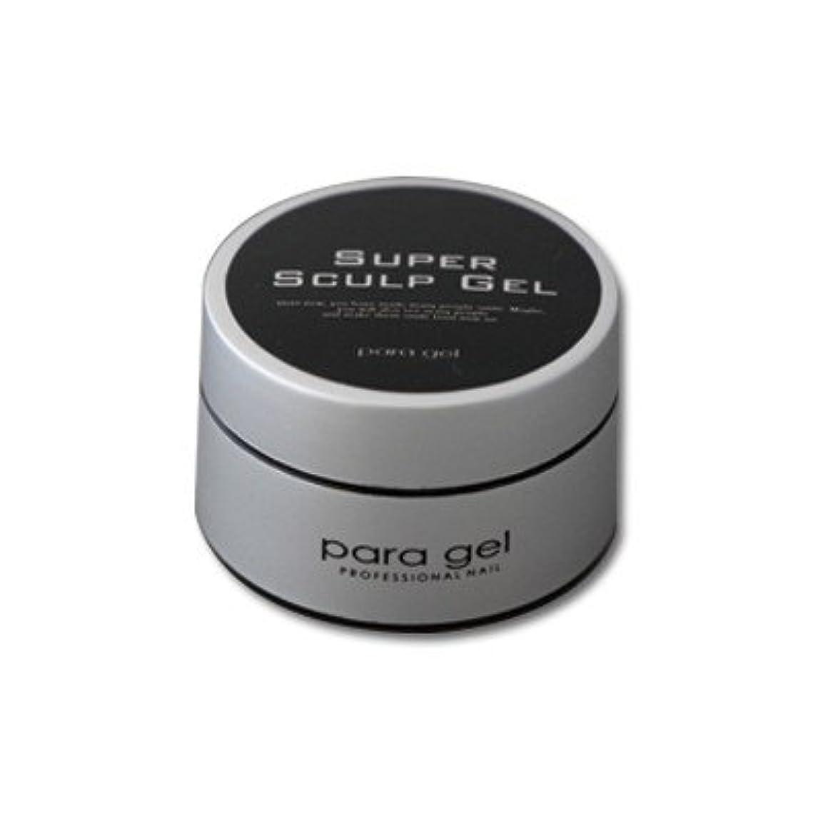 腫瘍湖フライトpara gel(パラジェル) スーパースカルプジェル 10g