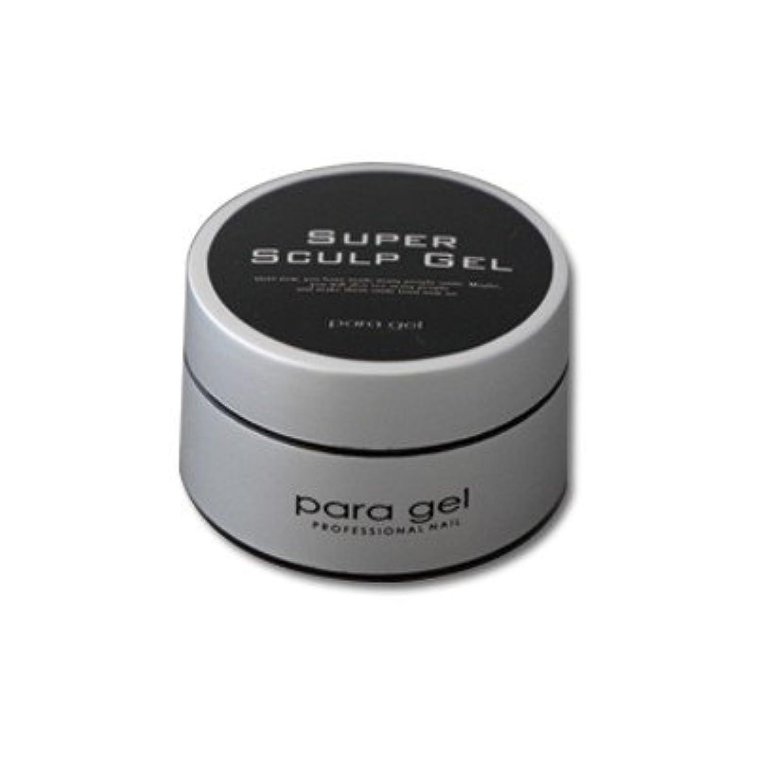 雑種厳野心para gel(パラジェル) スーパースカルプジェル 10g