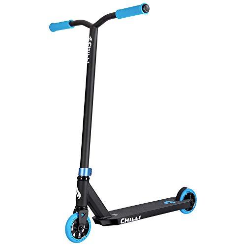 Chilli Pro Wave Reaper Stunt Scooter-Nero//Blu