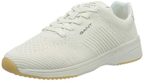 Gant Delyn, Zapatillas para Mujer, Blanco (Surf White G281), 39 EU