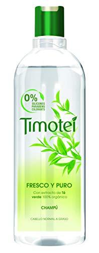 Timotei - Frisches und reines Shampoo - 400 ml