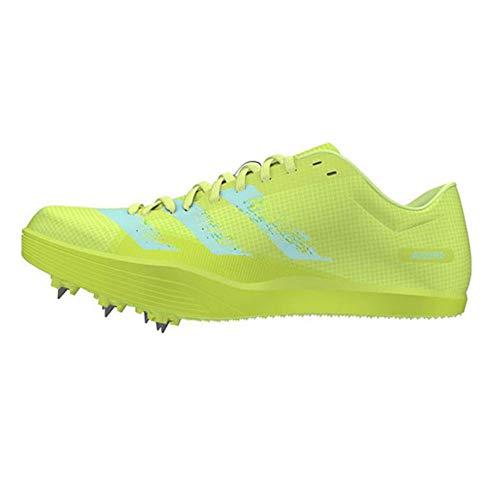 adidas Adizero lj, Zapatillas de Running Unisex Adulto, Amasol/AGUCLA/NEGBÁS, 44 2/3 EU