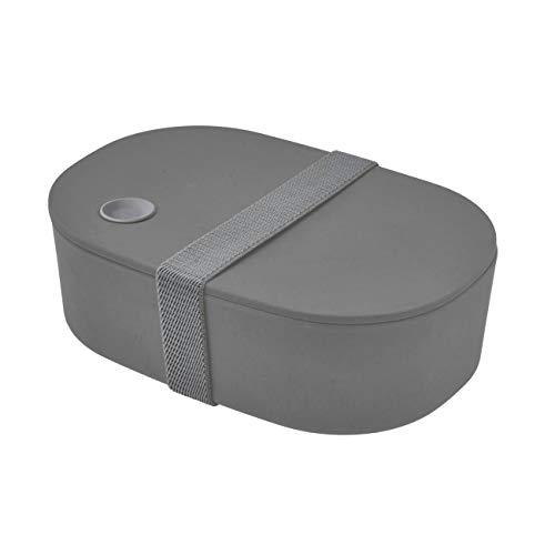Magu Lunchbox oval Natur-Design Schiefer