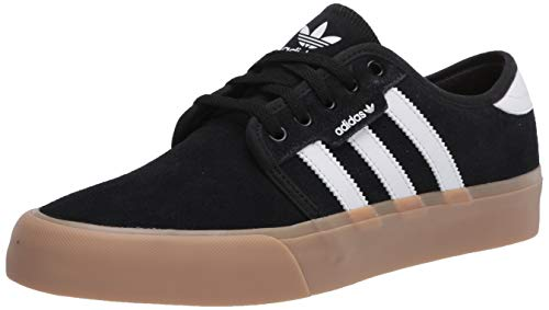 adidas Originals Men's Seeley XT Sneaker, core Black/FTWR White/Gum, 11 M US