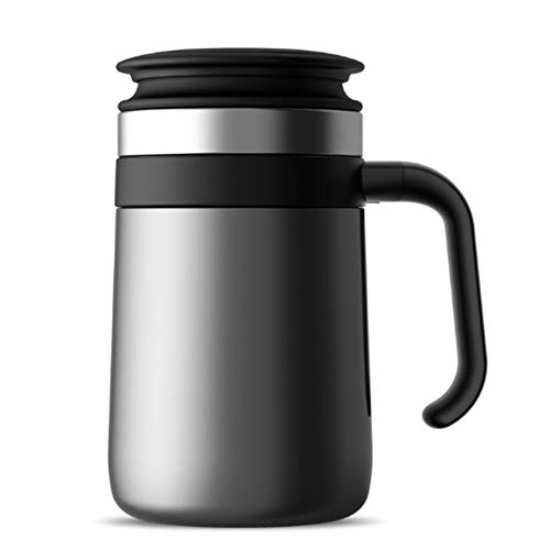 Chyuanhua Thermos Cup Reizen Dubbele Muur Voedsel RVS Koffie Mok Vacuüm Isolatie Retro Water Fles 450 ML voor Middeleeuwen Vacuüm Thermos