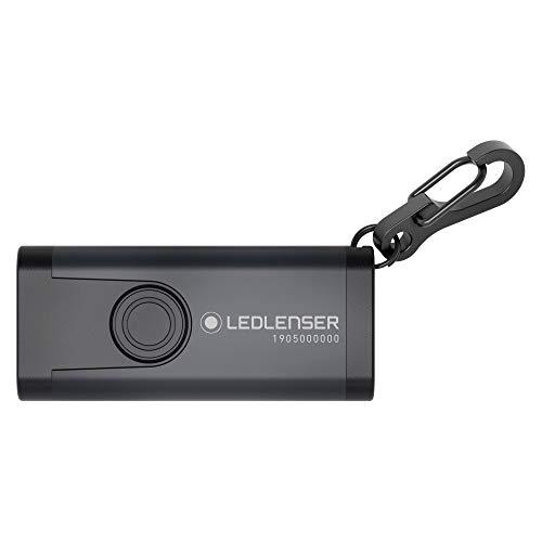 Ledlenser K4R - Schlüsselbundleuchte, 60 Lumen, 10 Meter Leuchtweite, 1,5 Stunden Leuchtdauer, wiederaufladbar, inkl. USB-Ladekabel, 1 Stk.