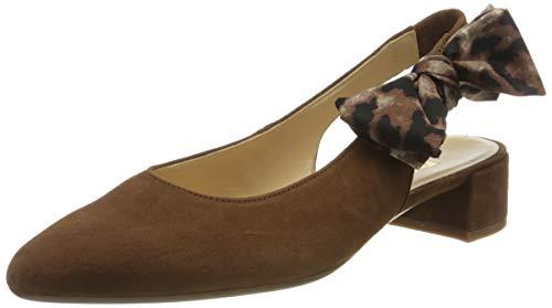 Gabor Shoes Damen Fashion Pumps, Braun (New Whisky 18), 39 EU