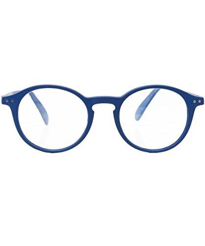 LetmeSee #D Navy Blue Soft +2.50 15x4,5x2