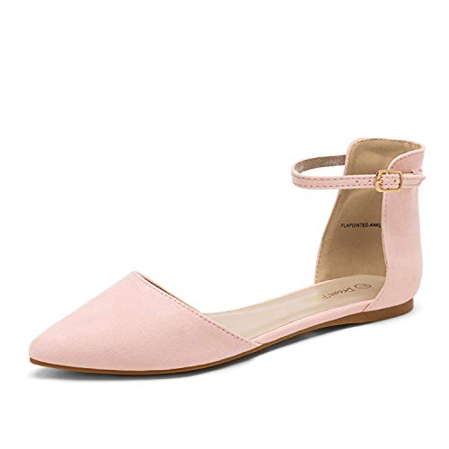 Top 10 best selling list for pink flat shoes new look