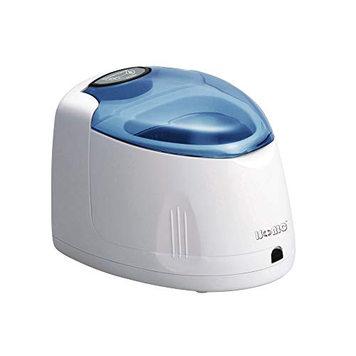 iSonic F3900 Ultrasonic Denture/Aligner/Retainer Cleaner, 100-120V (tank no longer removable), White