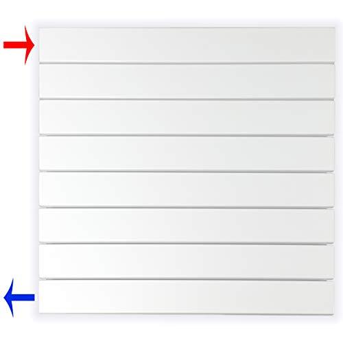 Design Paneelheizkörper Heizkörper Badheizkörper horizontal 602 x 600 seitlicher Anschluss (402 Watt nach EN442)