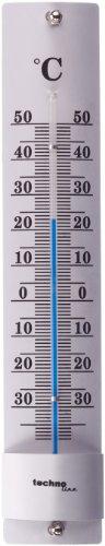 technoline IR 200 Thermometer - Zwart-P 4x1.9x21.7 cm ZILVER
