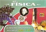 Kit Física 1 Livro e 06 DVDs