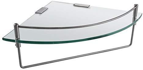 MEIXIAN Opladen 304 RVS Rek Met Handdoek Bar Badkamer Hoek Frame