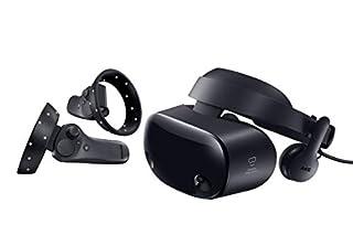 "Samsung Electronics HMD Odyssey+ Windows Mixed Reality Headset with 2 Wireless Controllers 3.5"" Black (XE800ZBA-HC1US) (B07HS7R1RT) | Amazon price tracker / tracking, Amazon price history charts, Amazon price watches, Amazon price drop alerts"