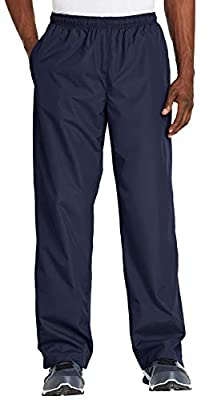 Sport-Tek Men's Wind Pant M True Navy