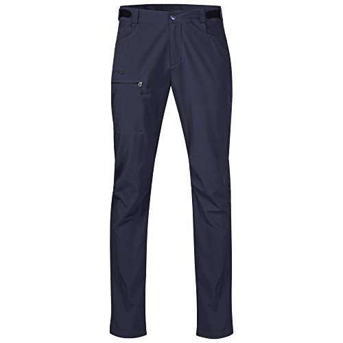 Bergans Slingsby LT Pantalon Softshell Homme, Dark Navy/Black Modèle M 2020