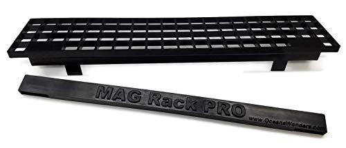 Oceans Wonders N52 Mag Rack Pro Magnetic Coral Frag Rack Holds Up To 30 Frag Plugs