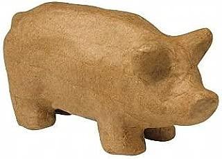 65mm Paper Mache Pig Shape to Decorate   Papier Mache Shapes