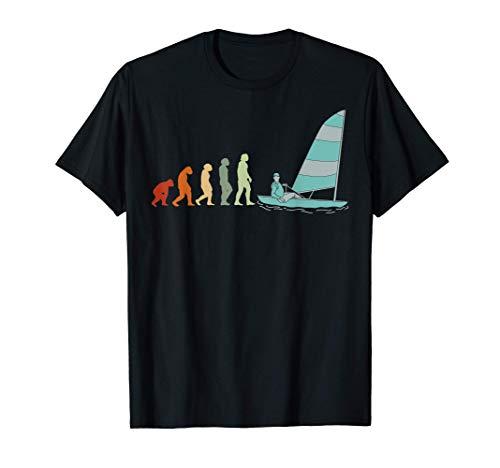 Evoluzione Sailing Yachting Barca vela Veliero vela Marinai Maglietta