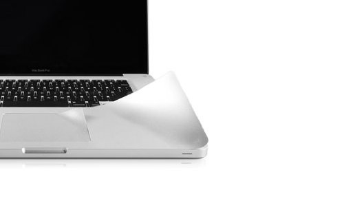 (99MO012206)MOSHI PALMGUARD&트랙 패드 프로텍터 MACBOOK PRO UNIBODY15 실버