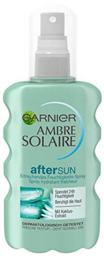 Garnier Ambre Solaire After Sun Spray/Beruhigendes Feuchtigkeits-Spray, 1er Pack (1 x 200 ml)