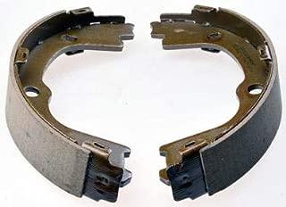 Set ganasce del freno a tamburo ganasce del freno e set ganasce del freno DENCKERMANN B120207 ganasce del freno posteriori