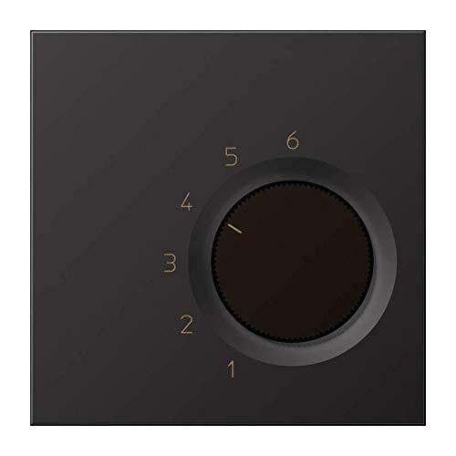 Jung - thermostaat verwarming koelkast 230 V Dark