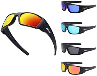 Deluxio Polarized Sunglasses for Men and Women