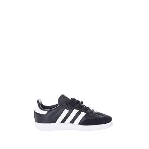 adidas Samba Og El I, Unisex Fitness Shoes, Black Black 000, 6k UK (23 EU)