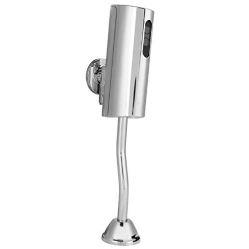 perfk Intelligente Automatische Infrarot Sensor Urinalspüler Flusher Messing Metall Armaturen für Urinal WC Toilette