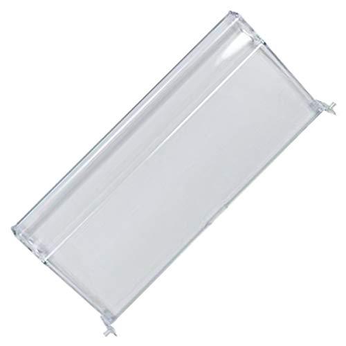Bauknecht 481010518254 Obere Klappe für Kühlschrank, Gefrierschrank