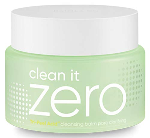 'K-Beauty' BANILA CO Clean it Zero Bálsamo Limpiador Poro Clarificante 100ml. Con ácido Tri-Peel