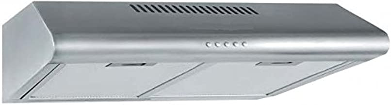 Jocel Campana Extractora 60 cm ancho, Potencia 400m3/h