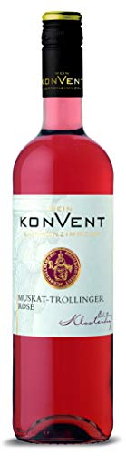 Württemberger Wein KLOSTERHOF Muskat-Trollinger rosé QW (1 x 0.75 l)